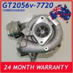 nissan-navarra-d40-turbocharger-gt2056v-7720-compressor-main1