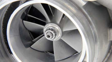 turbochargers-compressor-blade