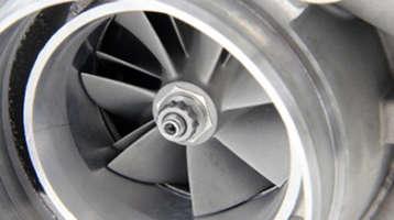 turbochargers-compressor-blade