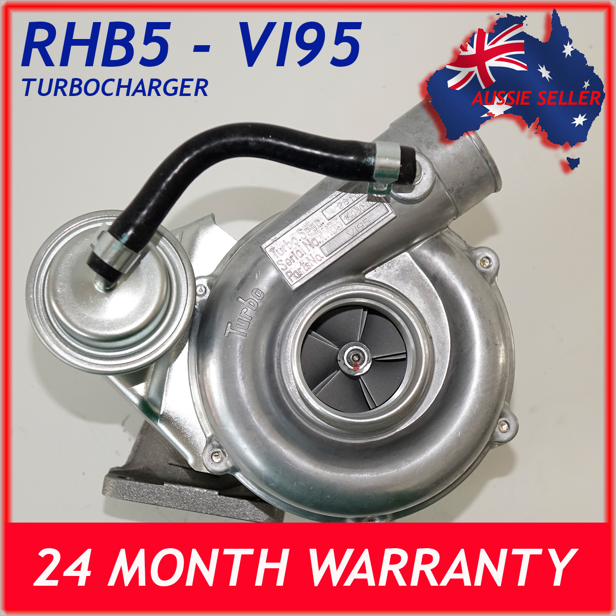 Turbochargers Suitable for Holden Jackaroo / Isuzu Bighorn 4jg2t 3 1L  RHB5  VI95