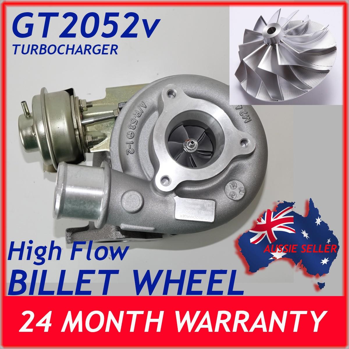 nissan-patrol-turbocharger-gt2052v-compressor-billet-wheel