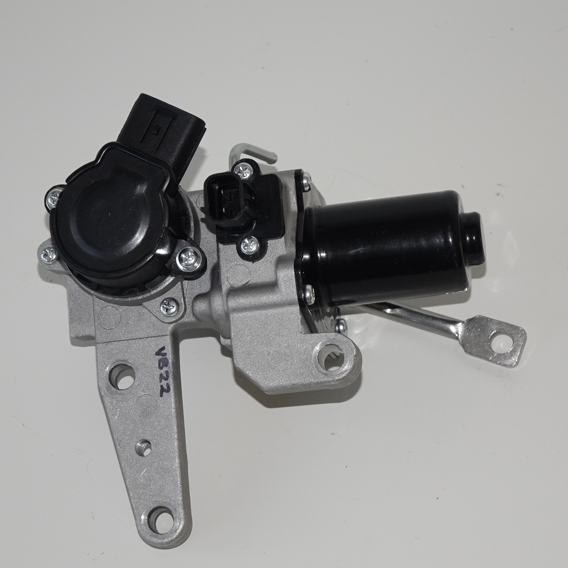 Turbocharger electronic stepper motor actuator suitable for Stepper motor position control