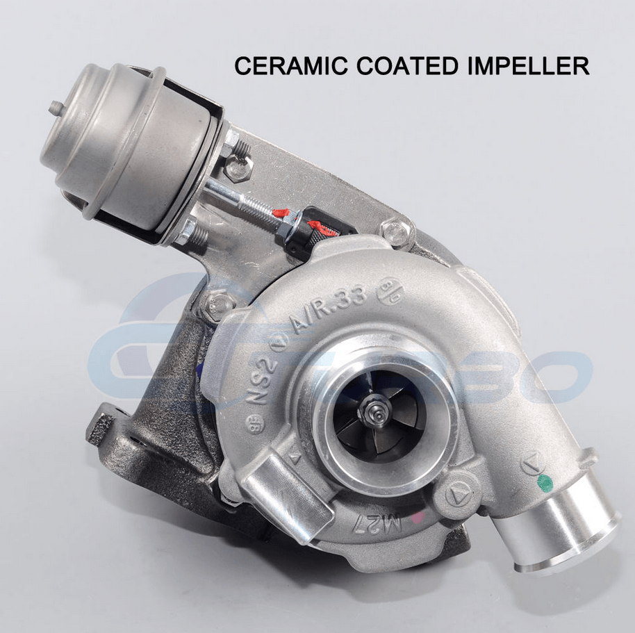 Turbochargers Suitable for HYUNDAI i30 Accent Verna Getz KIA Rio 1 5L 1 6L  GT1544V 28201-2A400 CERAMIC UPGRADE