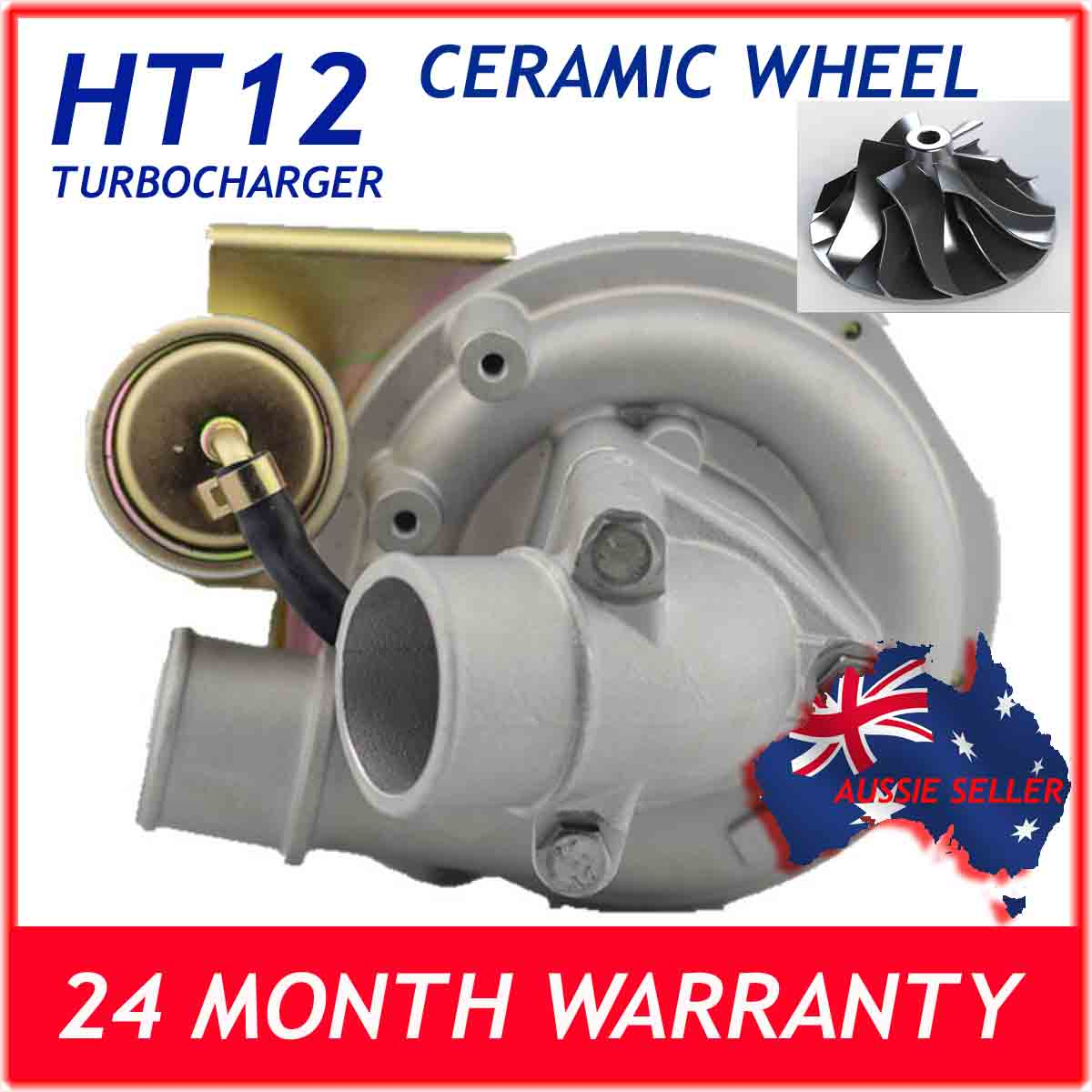 Turbochargers Suitable for Nissan Navara D22 ZD30 3 0L  HT12 CERAMIC UPGRADE