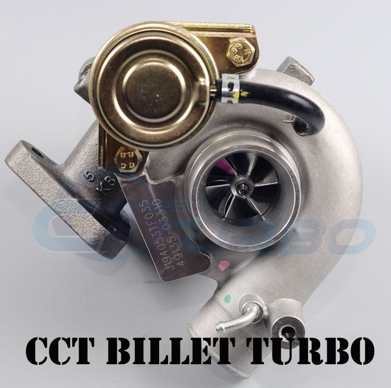 Turbochargers Suitable for Mitsubishi Triton Pajero Delica Challenger 4M40  2 8L TF035HM-12T HIGH FLOW BILLET WHEEL
