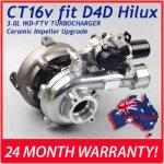 toyota-hilux-1kdftv-turbocharger-stepper-motor-ct16v-172010L040-ceramic-wheel-upgrade