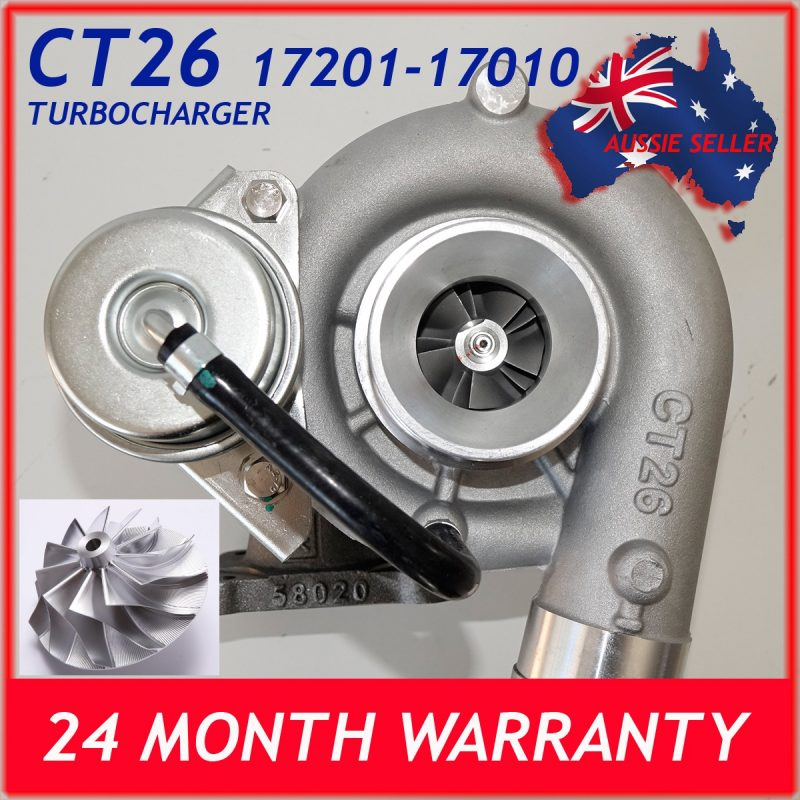 CT26-Turbochargers-for -Toyota-Land-Cruiser