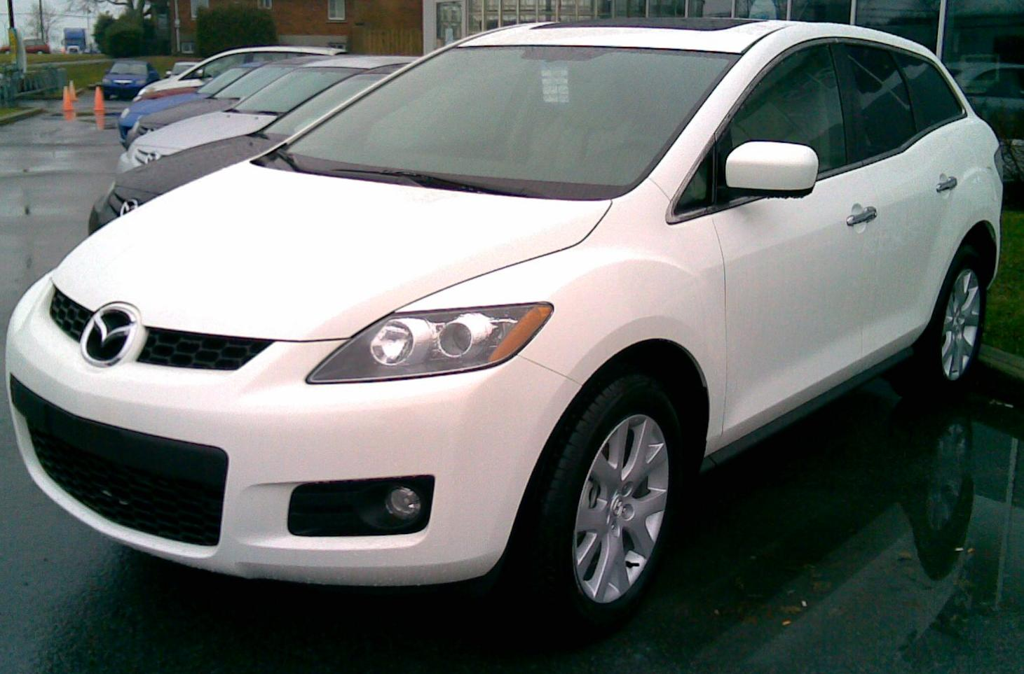 Mazda Cx7 Turbo Problems Solutions Replacement Preventative Maintenance