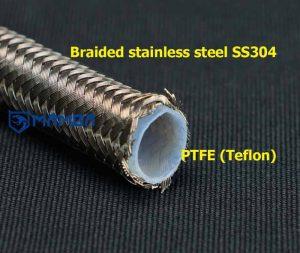 ford-territory-falcon-xr6-4.0l-barra-ba-bf-fpv-f6-f6e-gt3540-gt3582r-t3-upgrade-turbocharger-oil-feed-line-hose