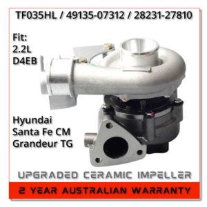 hyundai-santa-fe-tf035hl-49135-07310-27810-2.2l-ceramic-impeller-upgrade-turbocharger-main