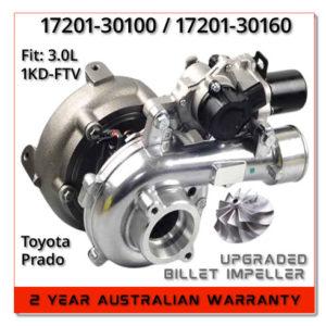 toyota-prado-1kdftv-turbocharger-stepper-motor-ct16v-1720130101-billet-wheel-upgrade-main