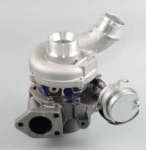 kia-sorento-d4cb-ceramic-upgrade-turbocharger-bv43-28200-4a470-turbine