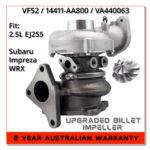 subaru-impreza-wrx-2.5l-ej255-rhf55-vf52-11411aa800-billet-impeller-upgrade-turbocharger-main