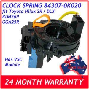 toyota-hilux-sr-5-kun26r-3.0l-ggn25-4.0l-clock-spring-spiral-cable-84307-0k020-vsc-module