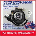 toyota-hilux-surf-land-cruiser-prado-4runner-2.4l-2l-t-17201-54060-ct20-billet-ceramic-upgrade-turbocharger-compressor