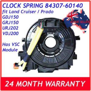 toyota-land-cruiser-prado-grj150-gdj150-urj202-vdj200-clock-spring-spiral-cable-84307-60140-vsc-module