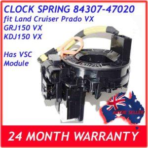 toyota-land-cruiser-prado-vx-grj150-kdj150-clock-spring-spiral-cable-84307-47020-vsc-module