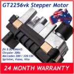 gt2256vk-chrysler-300c-mercedes-om642-turbocharger-hella-6nw009228-034-g88-actuator-stepper-motor