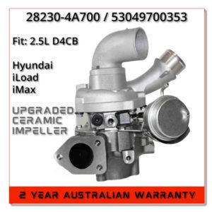 hyundai-iload-imax-2.5l-28231-4A700-turbocharger-ceramic-impeller-upgrade