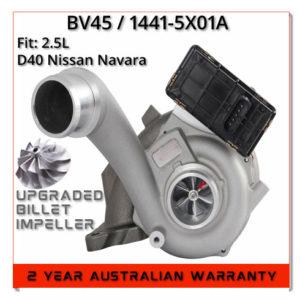 bv45-14411-5x01a-nissan-navara-d40-high-flow-billet-upgrade-turbocharger-compressor