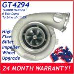 garrett-replacement-gt42-gt4294-731376-6-bolt-dump-anti-surge-high-flow-billet-impeller-upgrade-turbocharger