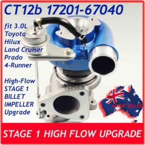 toyota-hilux-land-cruiser-prado-1kzte-17201-67040-ct12b-billet-stage-1-high-flow-upgrade-turbocharger